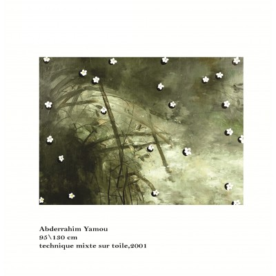 Abderrahim Yamou - no title, 2003