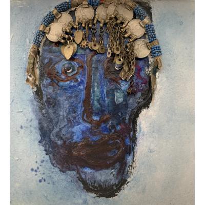 Fouadi - Disfigured face #3, 2015