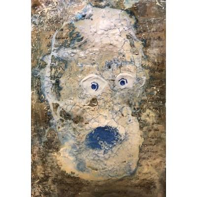 Disfigured face #1