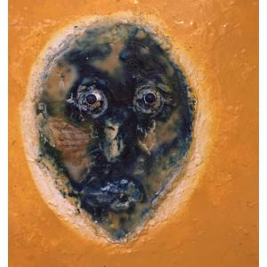 Fouadi - Disfigured face#2, 2015