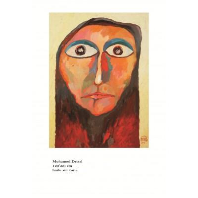 Mohamed Drissi no title, 2003 (SOLD)