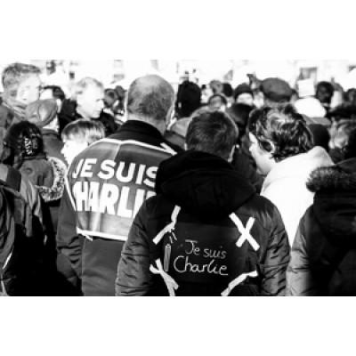 """Yasü - """"JE SUIS CHARLIE"""" - 11 janvier 2015"""