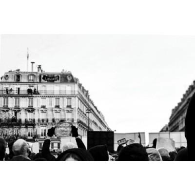 "Yasü - ""LIBERTE"" - 11 janvier 2015"