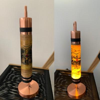 "Fouadi ""Lampe dézoriental"" - 2021"