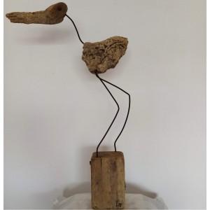 """Manu - """"L'oiseau"""" - 2019"""