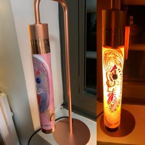 Fouadi : Lamp dezoriental 16 - 2020 - VENDU