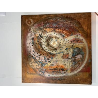 Fouadi - Mystical cycle of life 3 - 2021