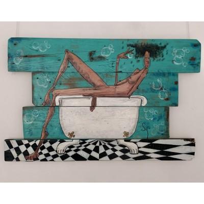 """Sig - """"La baignoire"""" - 2020"""