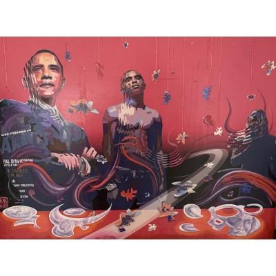 """Manu Ngog - """"Trajectoires"""" - 2008"""